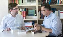 Assoc. Prof. Jakub Sirovatka at University of Hildesheim