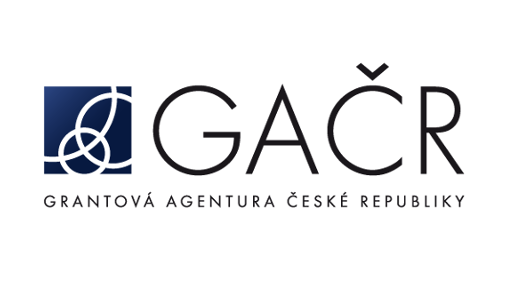 GRANTOVÁ AGENTURA ČESKÉ REPUBLIKY logo