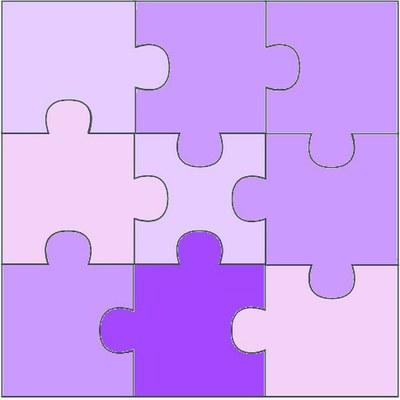 TF JU puzzle