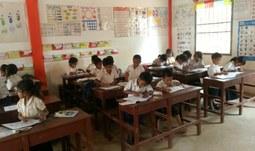 Radka Slavíčková v Kambodži - reportáž č.3