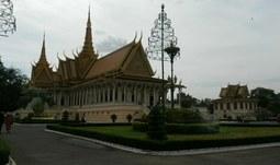 Stáž v Kambodži 1.