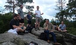 Peripatetický brainstorming 7 - vrch Kluk a jeho okolí