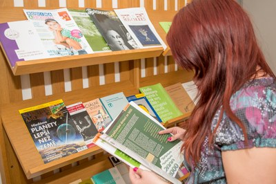 Výběr časopisů