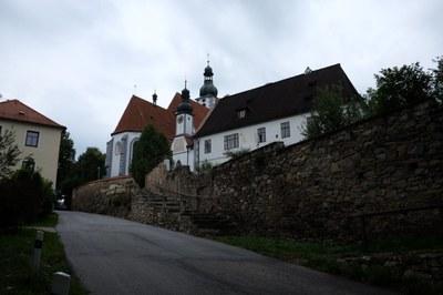 01 - Poutní kostel v Kájově