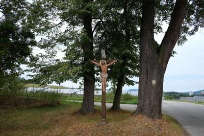 04 - Kříž v lokalitě Kájov - Kladné