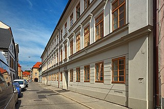 Budova v Kněžské ulici