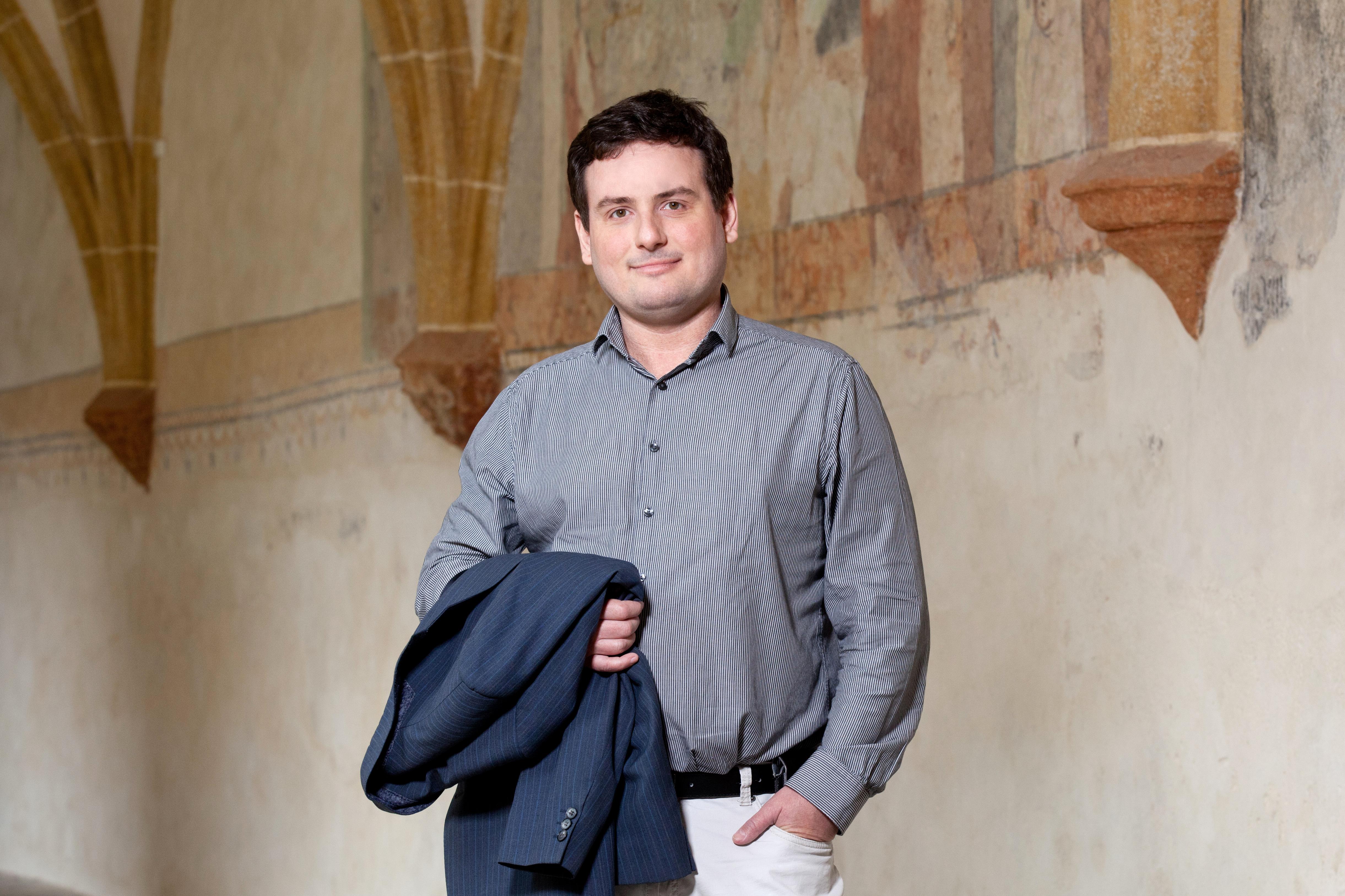 Doc. Michal Opatrný, Dr. theol. - vedoucí katedry etiky, psychologie a charitativní práce