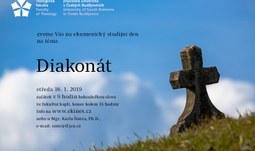 """Ekumenický studijní den na téma: """"Diakonát"""""""