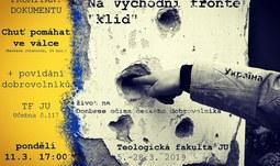 """Výstava Na východní frontě """"klid"""""""