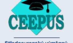 Nabídka CEEPUS stipendií